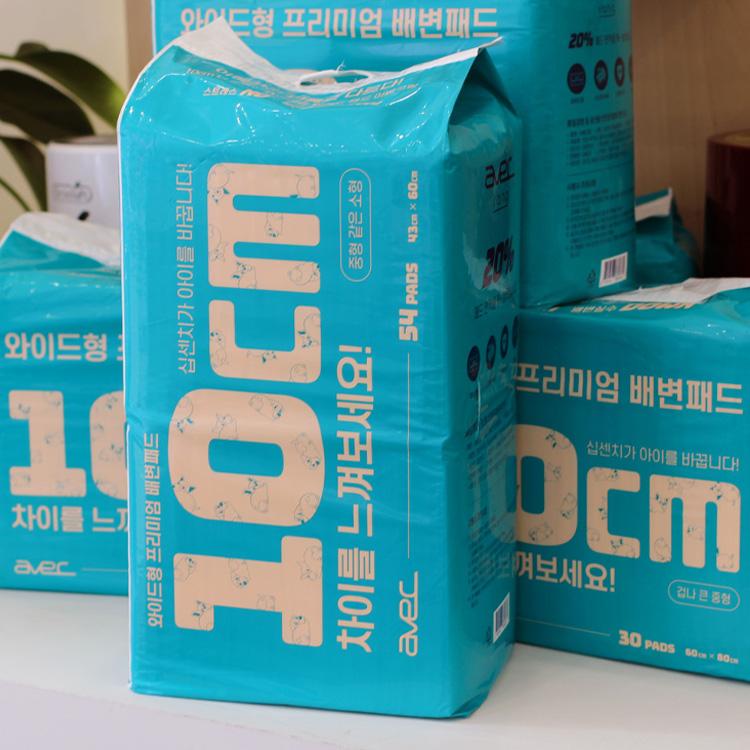 아베크랑 10cm - 중형 같은 소형 6box